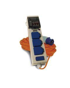 230V 13A USB Mobile Mains Power Unit