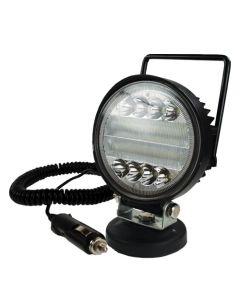 Maypole 12/24V 30W LED Work Light (Magnetic)