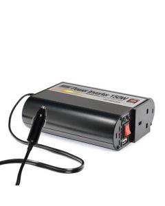 150W 12V/230V Power Inverter With USB
