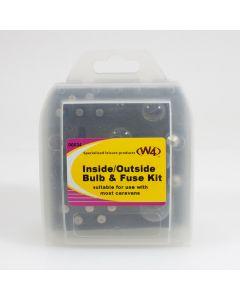 W4 Caravan Bulb/Fuse Kit