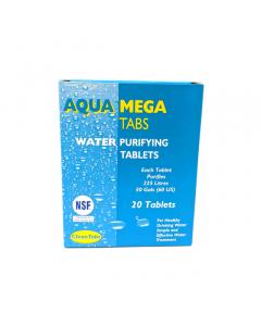 Aqua Clean Mega Tabs (18 Tabs)