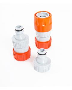 Aquaroll Mains Adaptor Extension Connectors
