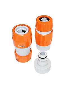 Aquaroll Mains Adaptor Hose Connectors