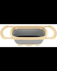 Leisurewize Collapsible Sink Colander
