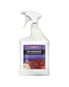 Fenwicks Awning and Tent Re-Proofer (1 Litre)