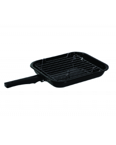 Caravan Oven Grill Pan and Handle