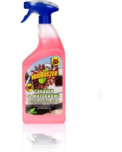 Mudbuster Caravan and Motorhome Cleaner 1L