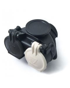 13-Pin Adaptor (13 Pin to 12N & 12S Plug)