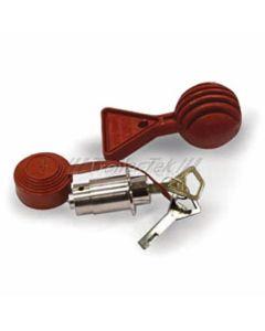 AL-KO Hitch Lock & Safety Ball (For Profi V)