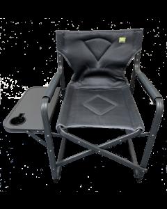 Via Mondo 3D Padded Mesh Directors Chair