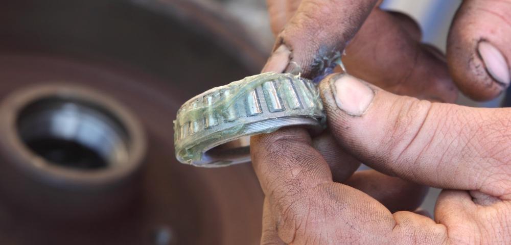 Maintaining Your Caravan Brakes & Bearings