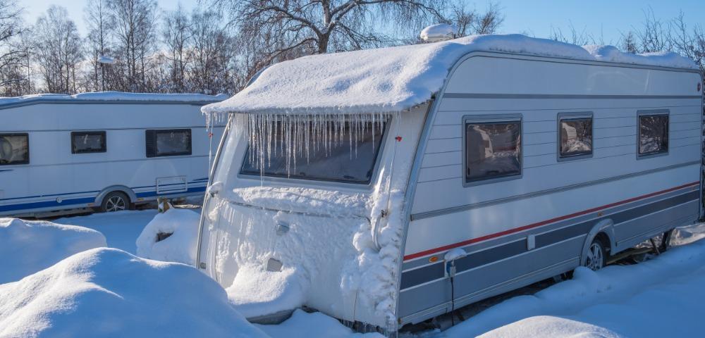 Winterising Your Caravan