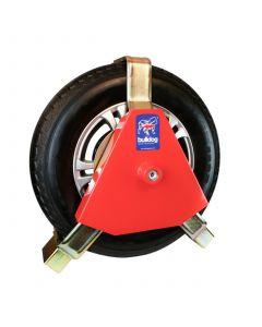 Caravan Wheel Clamps