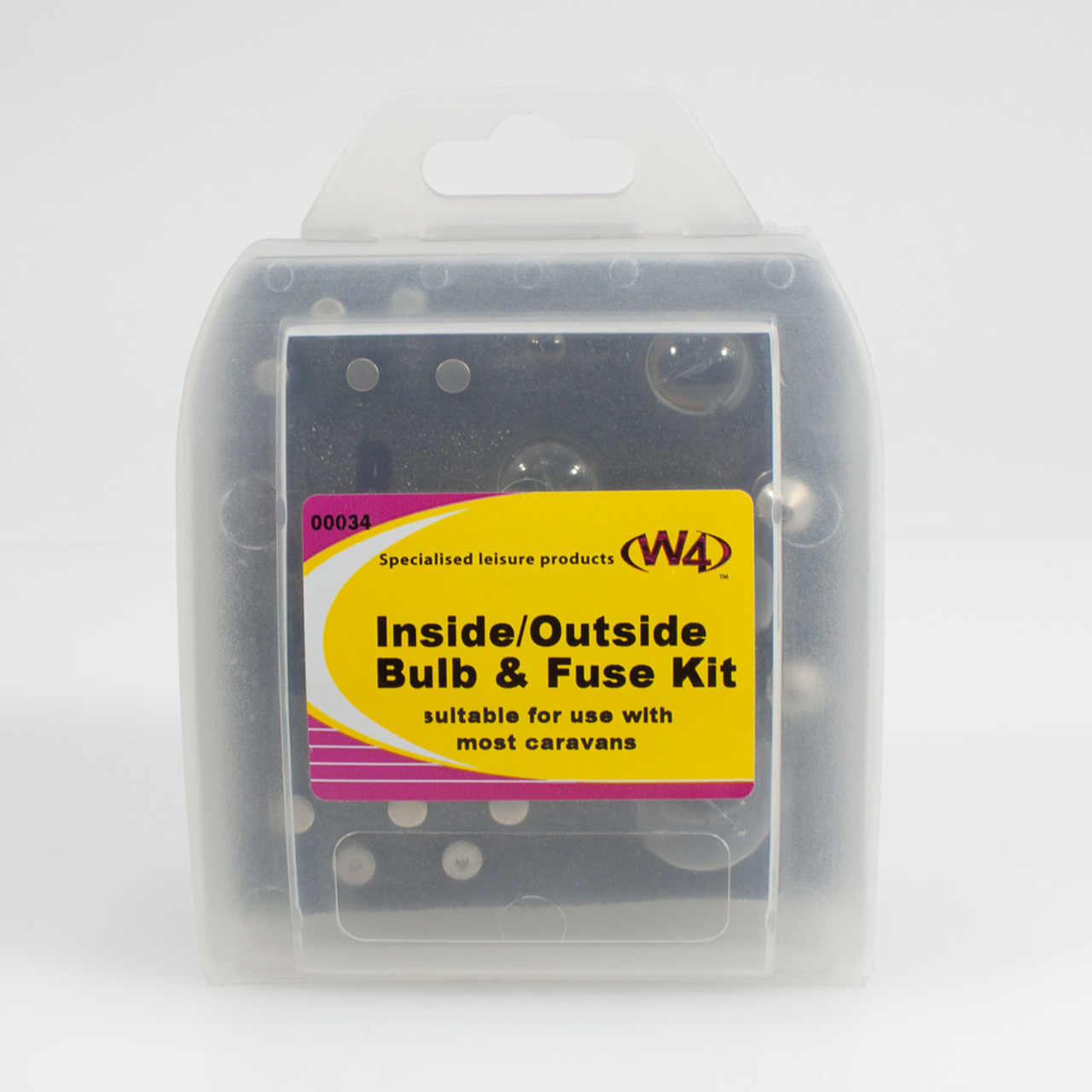 Caravan Bulb & Fuse Kits