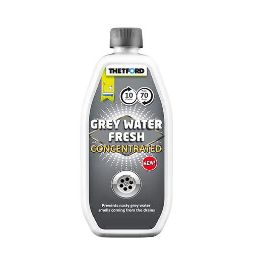 Grey-Water Tank Chemicals