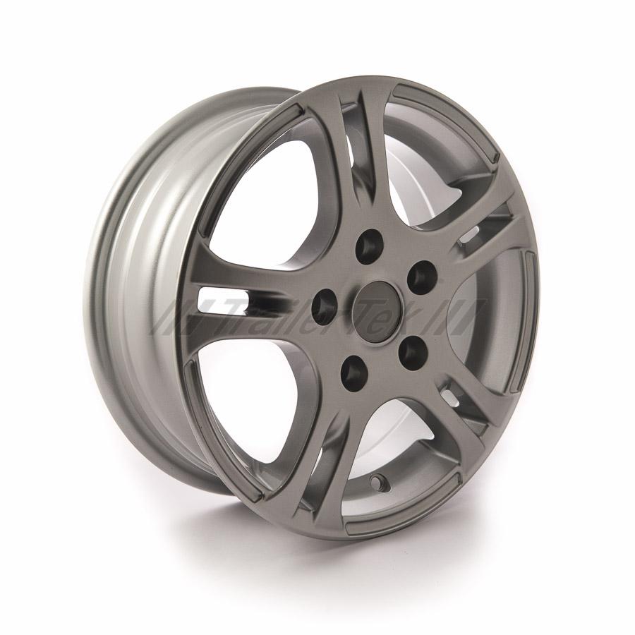Alloy & Steel Rims