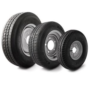Caravan Wheels & Tyres