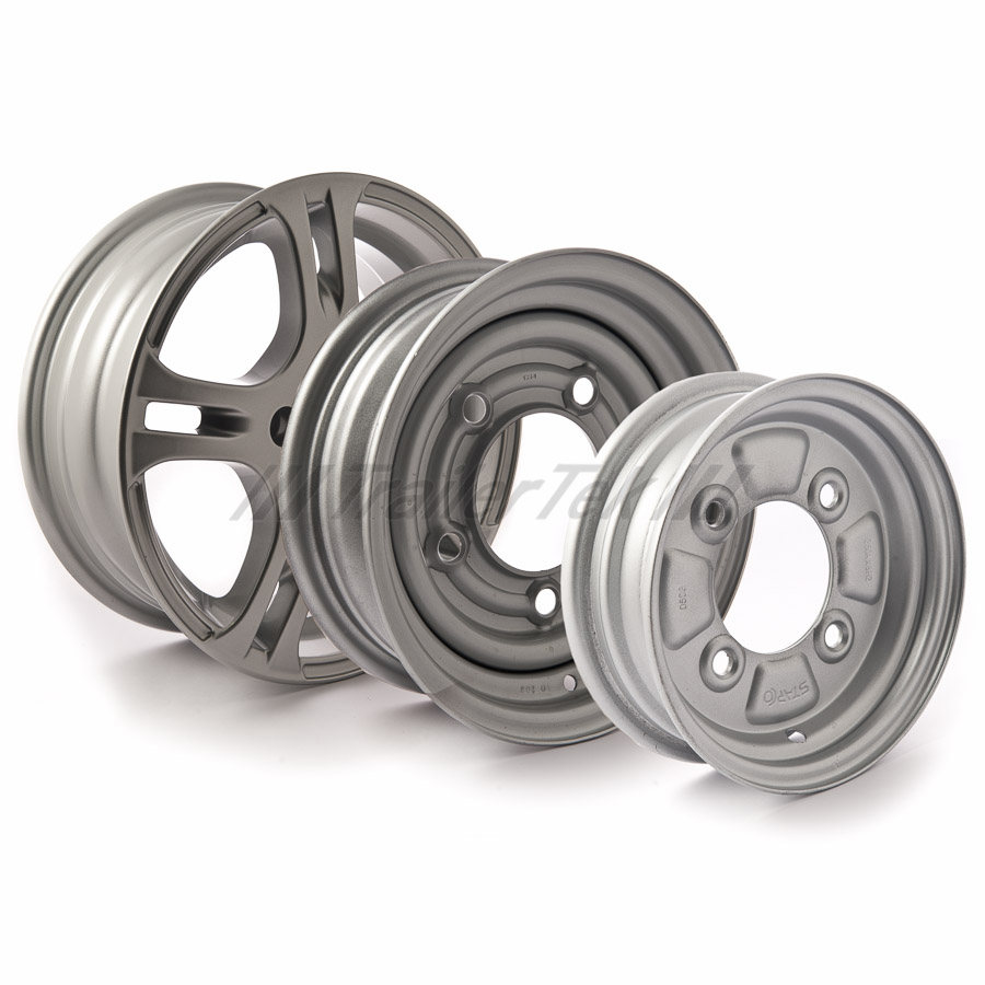 Caravan Wheel Rims