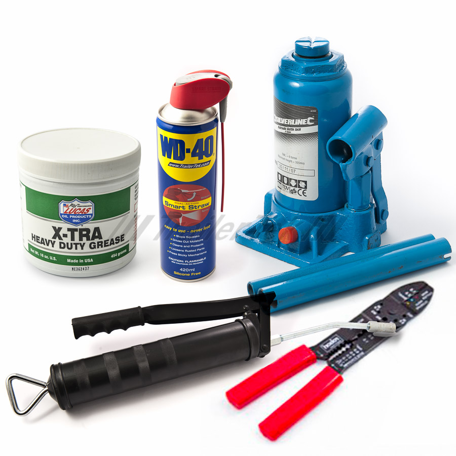 Workshop Supplies & Grease
