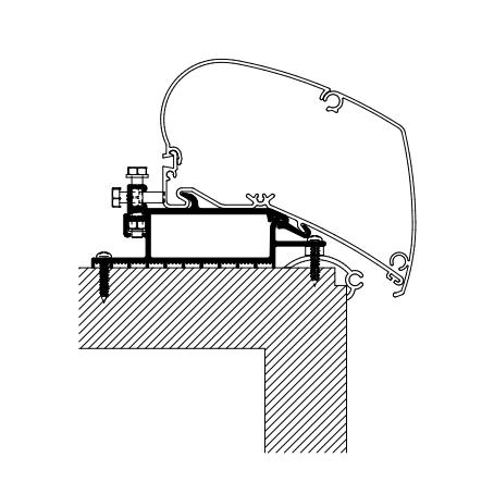 Thule Omnistor Adapters