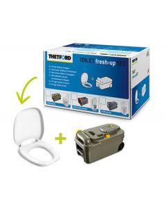 Thetford C200 Toilet Fresh Up Kit
