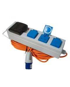 230V 10A Mobile Mains Power Unit