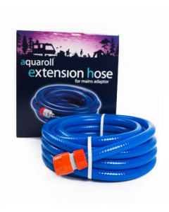 Aquaroll Mains Adaptor Extension Hose (7.5m)