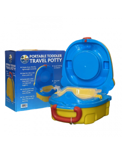 Childs Fold Away Travel Toilet