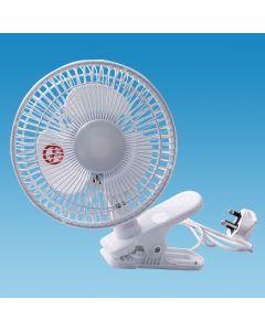 """Clip-on Mains Fan (6"""")"""