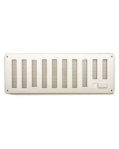 """Interior Hit And Miss White Vent 9.5"""" x 3.5"""""""