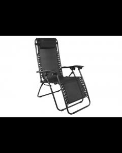 Leisurewize Black Dreamcatcher Chair