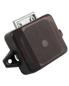 Push Button Brown Lock