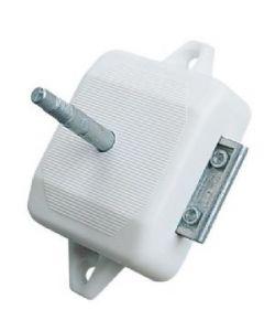 Push Button White Lock (Dual Opening)