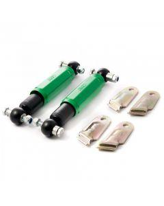 AL-KO shock absorber kit, GREEN