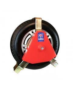 Bulldog CA2000 Centaur wheel clamp