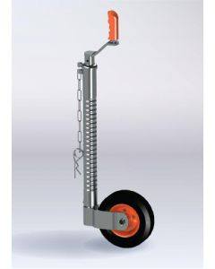 Premium Kartt 48mm heavy duty ribbed Jockey Wheel,