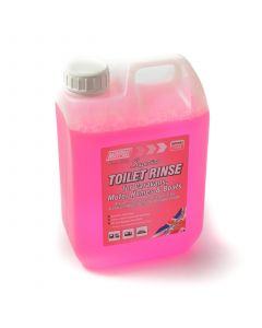Toilet rinse, pink, 2L.