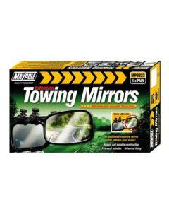 Towing mirrors, convex (pair)