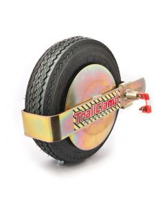 "Bulldog TC100 wheel clamp for 8"" tyres"