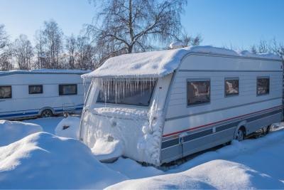 Winterising Your Caravan