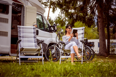 Next Generation Caravanning – The Latest Technology