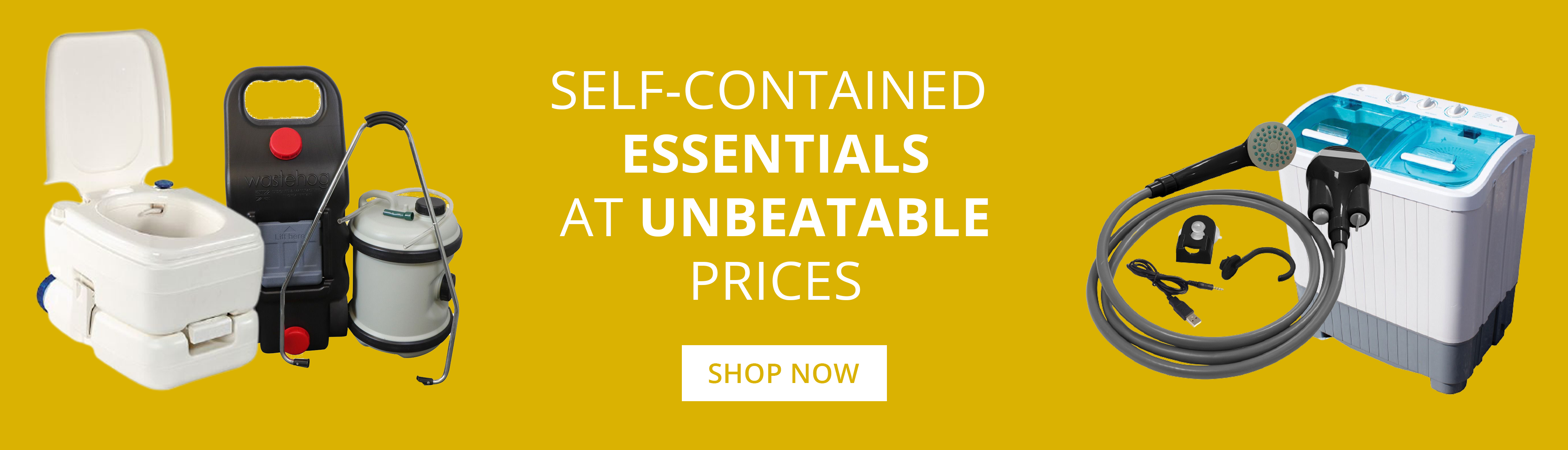 Self-Contained Essentials