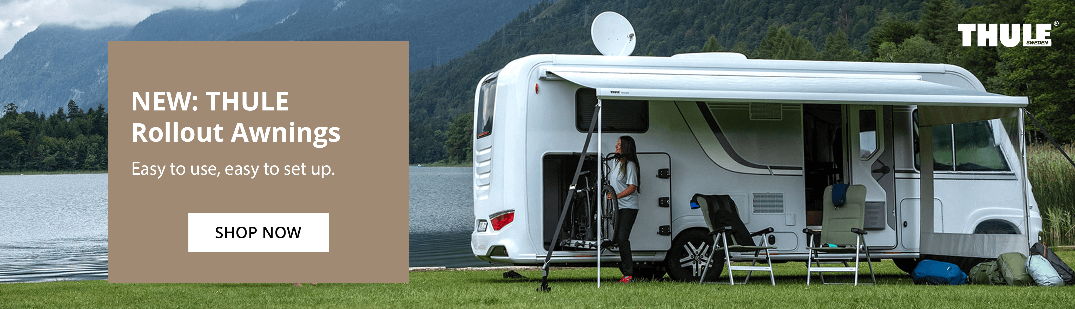 THULE Rollout Awnings