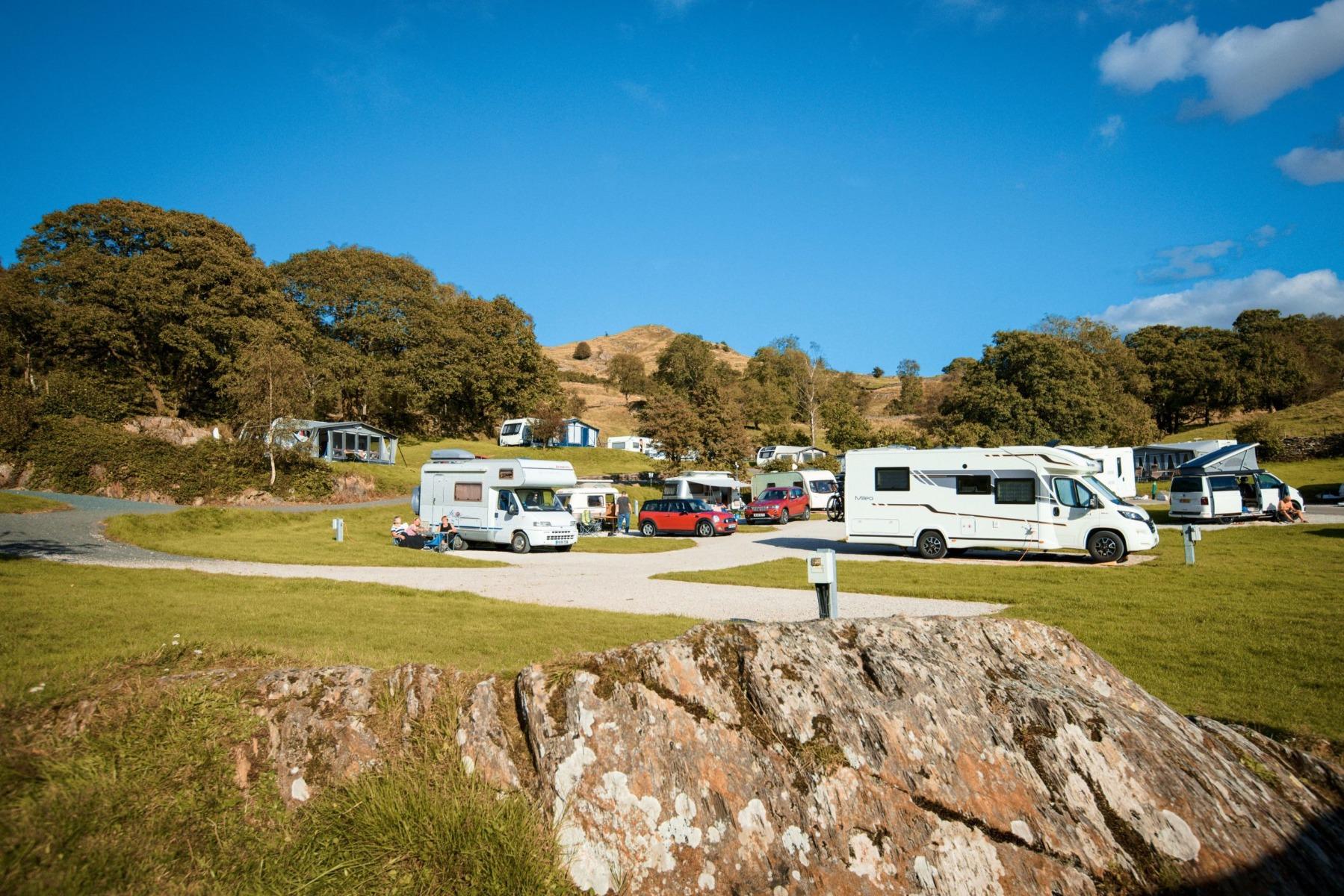 Park Cliffe Camping & Caravan Park